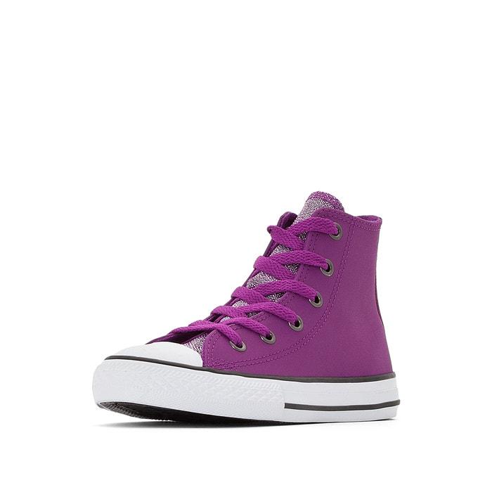 ... Ténis chuck taylor all star violeta branco Converse La Redoute  27c2ad202b0a24  Sapatilhas Cano ... 7f78a04c26