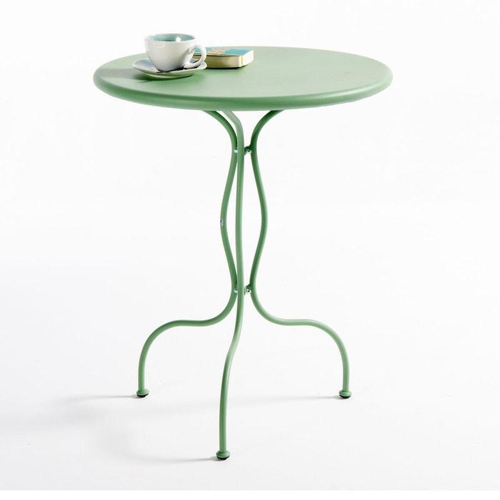 table gu ridon en fer forg mimmo la redoute interieurs la redoute. Black Bedroom Furniture Sets. Home Design Ideas