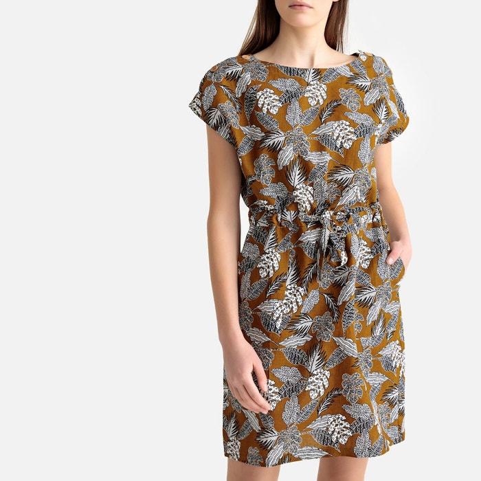 8a79712a8e1 Robe droite imprimé floral