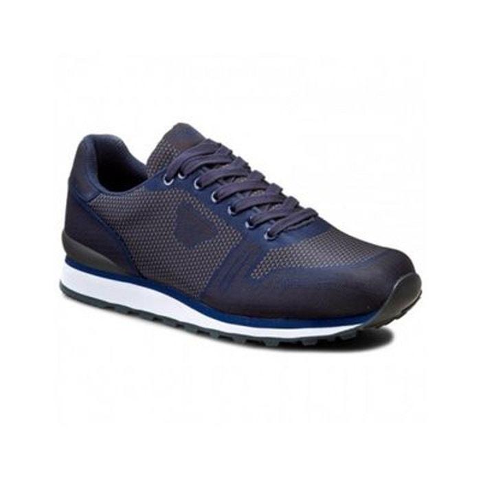 5a52511e3c3c0 Basket armani jeans bleu Armani Jeans   La Redoute