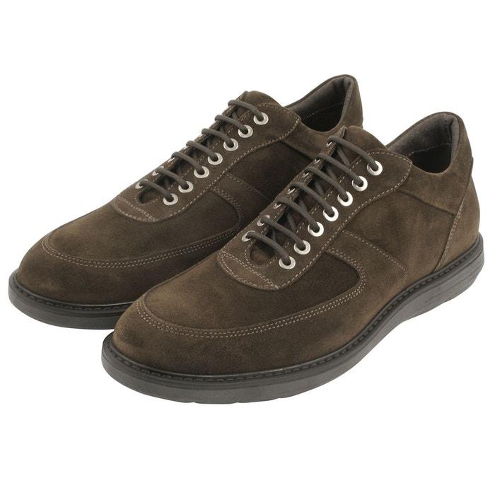 Exclusif Paris Derbies Jim Marron - Chaussures Mocassins Homme