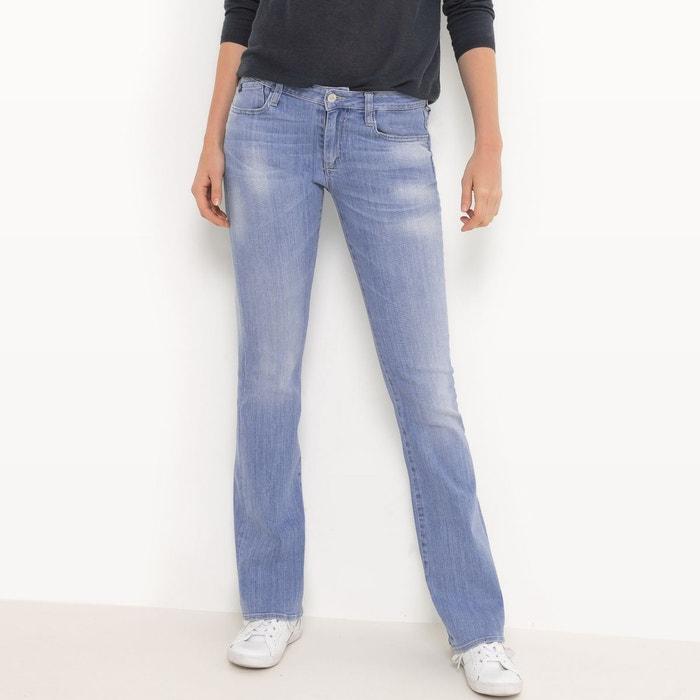 Jean droit, taille normale, longueur 32 LE TEMPS DES CERISES