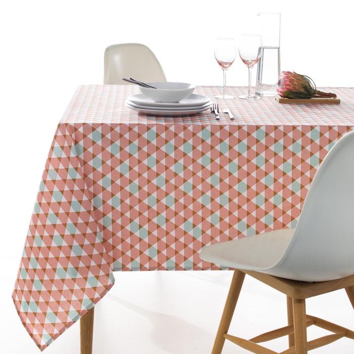 afbeelding Tafellaken met grafische print, Acilia La Redoute Interieurs