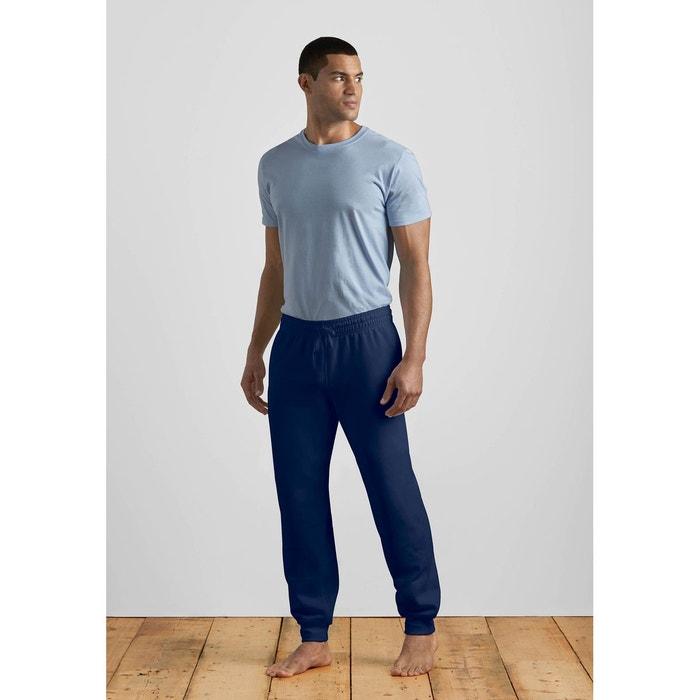 pantalon jogging homme bas elastique gildan la redoute. Black Bedroom Furniture Sets. Home Design Ideas