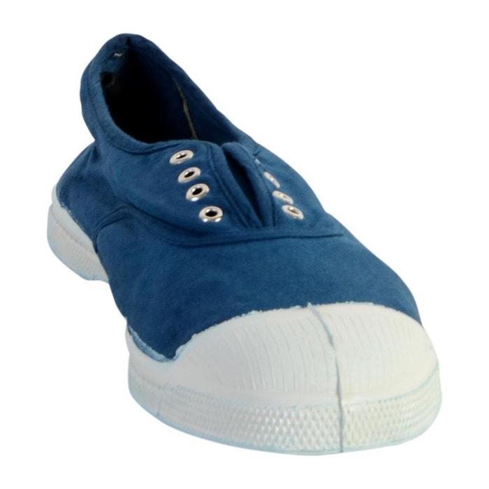 Tennis elly bleu bleu Bensimon