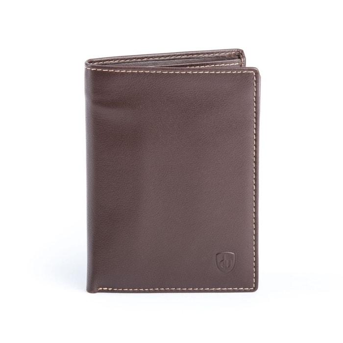 Dv Portefeuille Grand portefeuille pour homme en cuir Nappa avec fermeture éclai Dv KXo5H6xFs