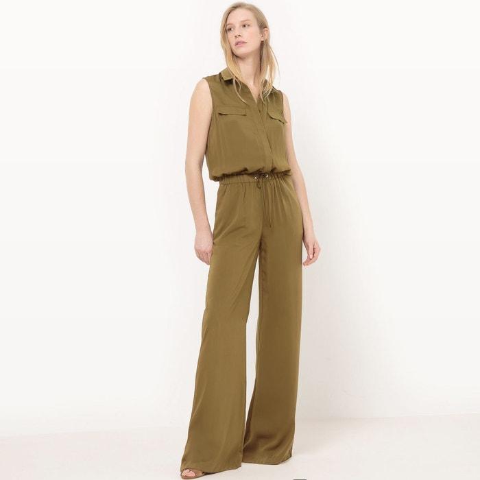 Combinaison pantalon fluide  La Redoute Collections image 0