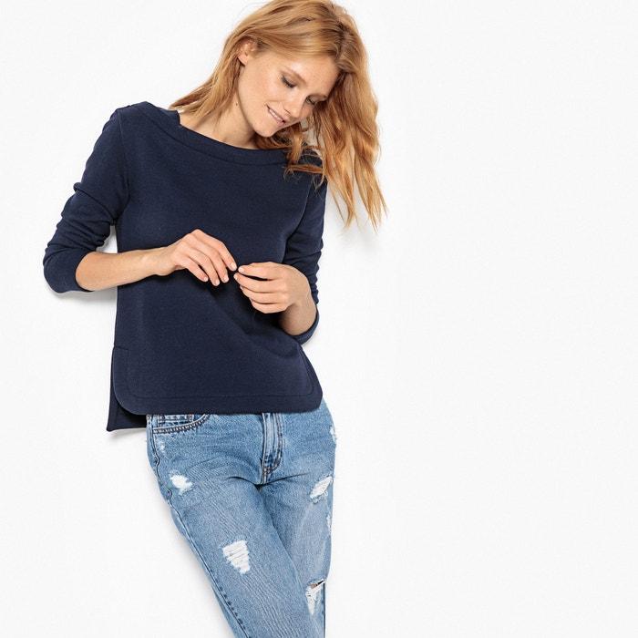 afbeelding Sweater met zijsplitjes La Redoute Collections