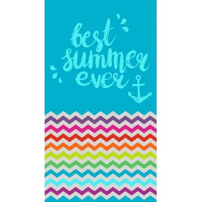 Drap De Plage Best Summer Multicolore Lasa Home La Redoute