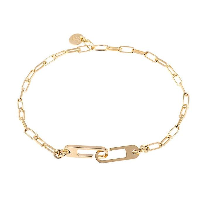 Bracelet l'avare en argent 925/1000 doré dore L By L'avare | La Redoute Sites De Sortie Vente Pas Cher Exclusive HO3MH3TEWl