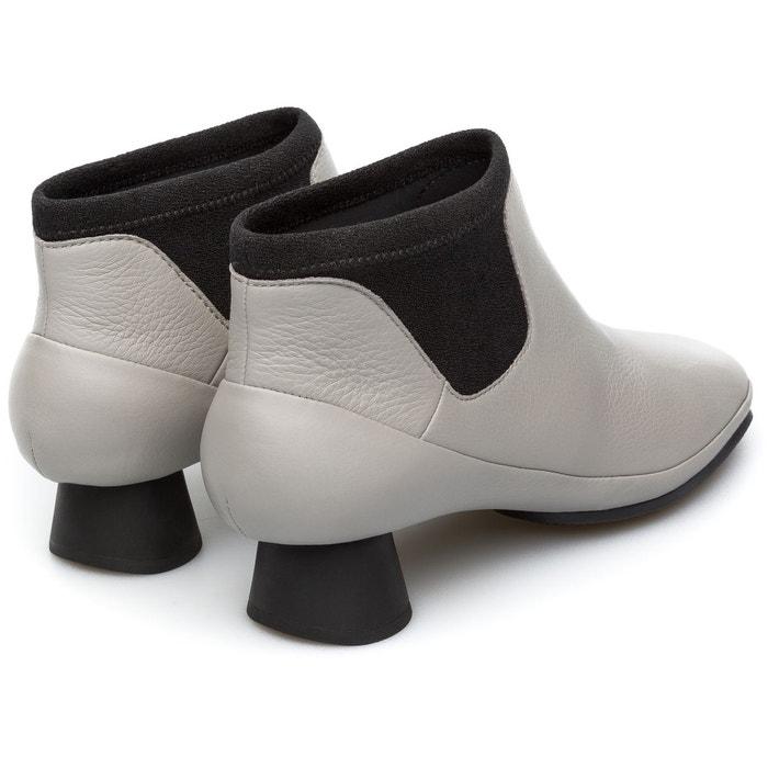 Alright k400218-006 bottines femme gris Camper