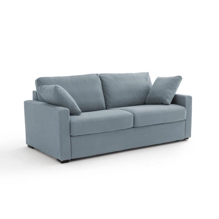 Canapé lit, coton/lin, matelas bultex, timor La Redoute Interieurs ...