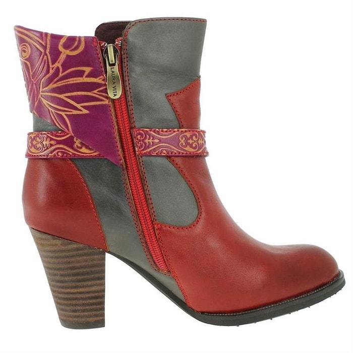boots LAURA bottines synthetique VITA textile HWUEAU6S