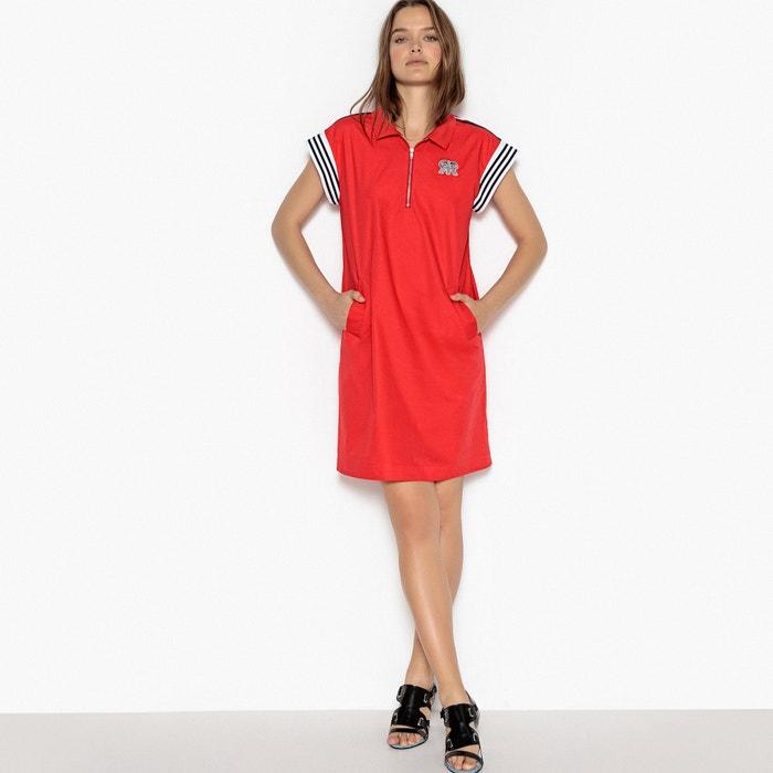 Image Abito sportswear collo a polo, cerniera davanti La Redoute Collections