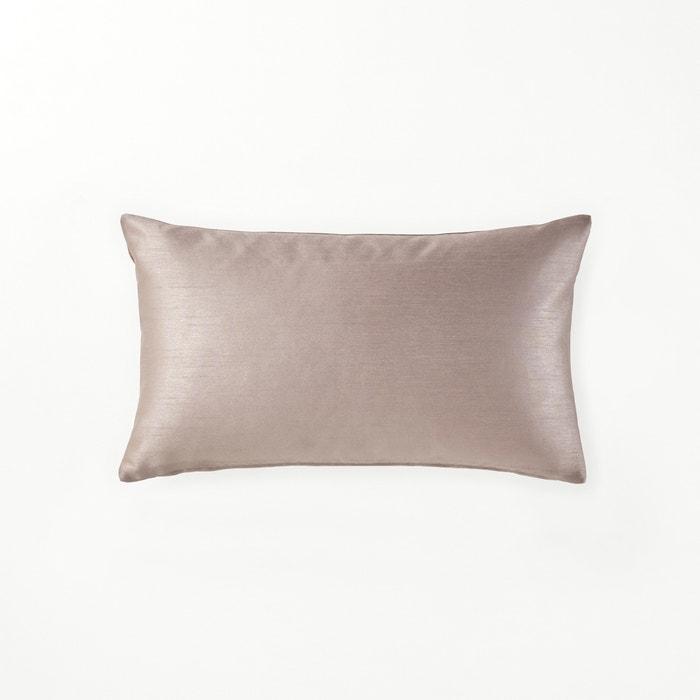 Federa per cuscino effetto seta, NYERI  La Redoute Interieurs image 0