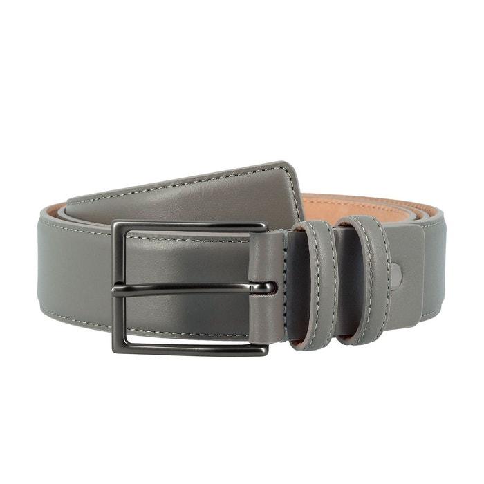 78c18714c19 Nuvola pelle ceinture pour homme en cuir souple fabriquée en italie ...
