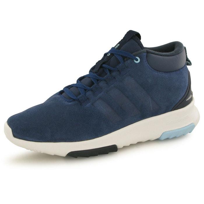 cheap for discount 7b3d0 bd92a Baskets adidas cloudfoam racer mid wt bleu homme bleu Adidas La Redoute  GH8HUA1Z - destrainspourtous.fr