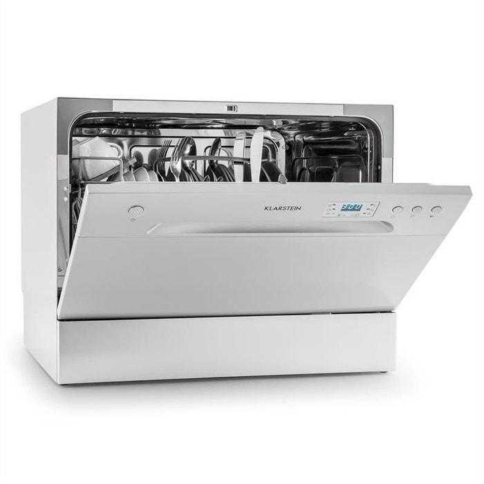 amazonia 6 mini lave vaisselle classe a 1380w 6 couverts. Black Bedroom Furniture Sets. Home Design Ideas