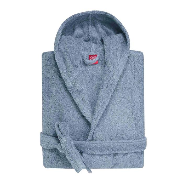 peignoir capuche enfant coton peign 450 g m orage. Black Bedroom Furniture Sets. Home Design Ideas