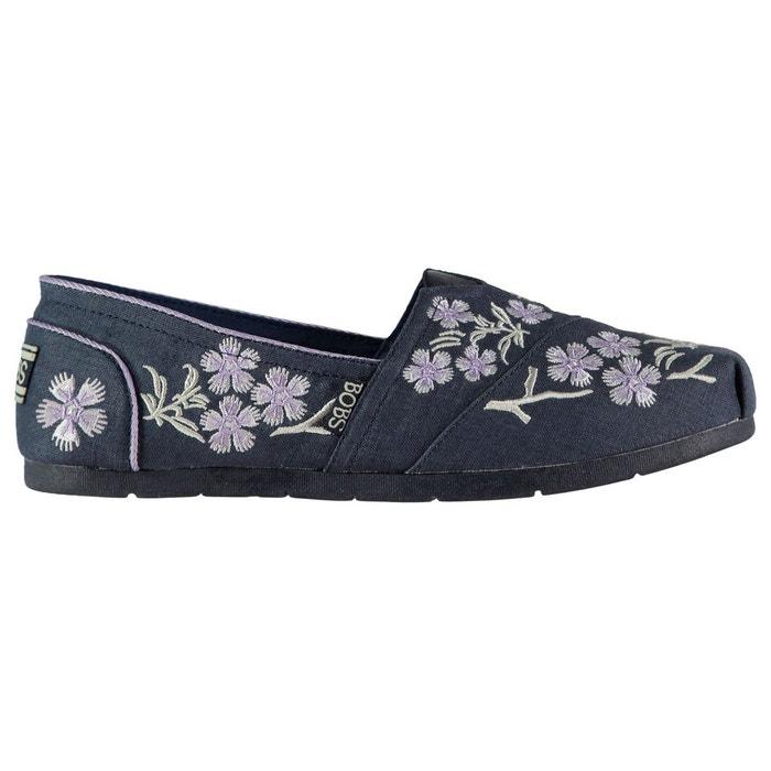 Chaussures décontractées bleu marine Skechers