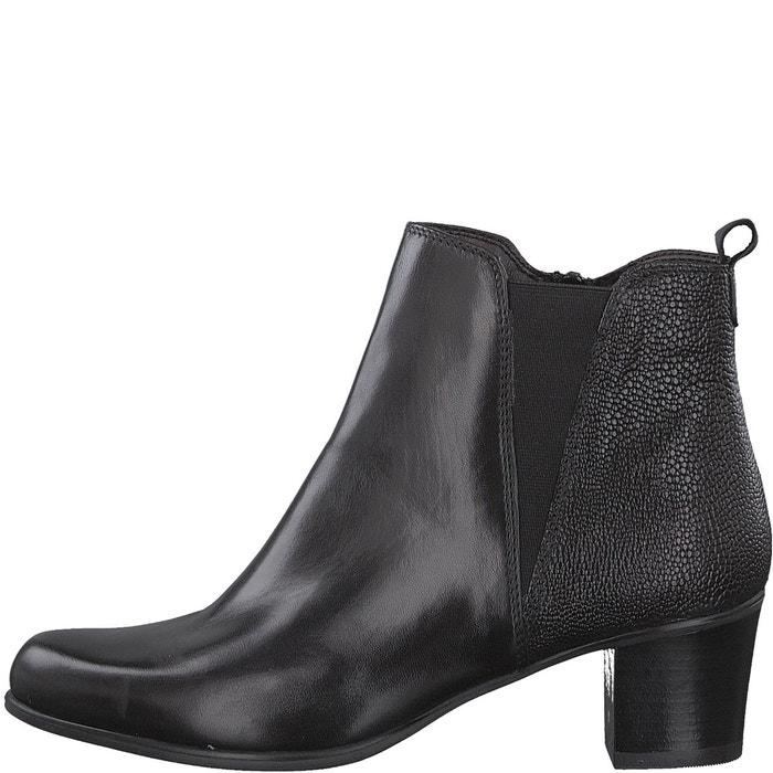 TAMARIS - Boots cuir Welty | La Redoute