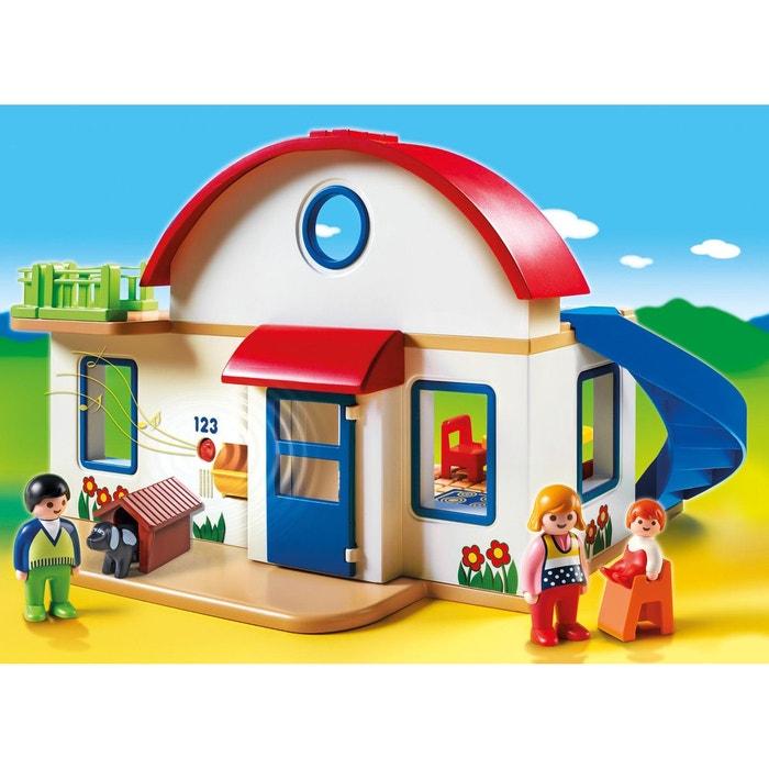 Playmobil 6784 maison de campagne multicolore playmobil la redoute - La redoute playmobil ...