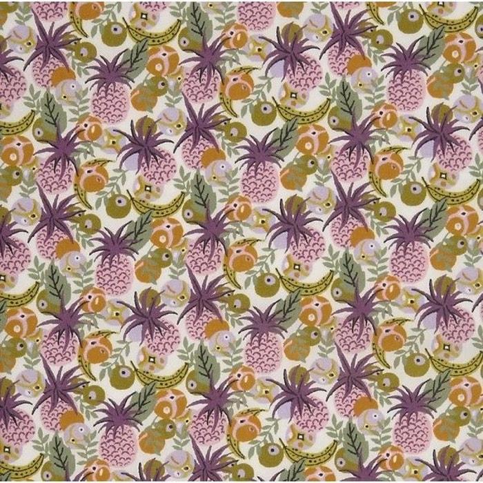 tissu liberty ibiza berry col mangue olive mauves sauge vert la mercerie parisienne la. Black Bedroom Furniture Sets. Home Design Ideas