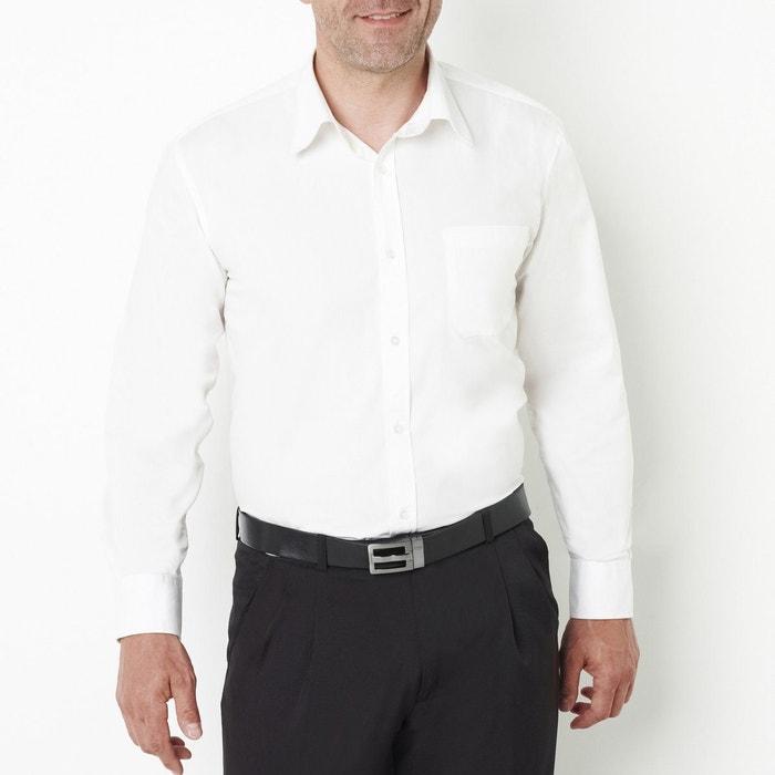 Image Chemise popeline manches longues stature 1 CASTALUNA FOR MEN