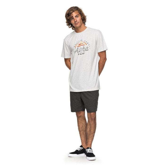 Paiement De Visa À Vendre Heather King St - T Shirt col rond pour Homme - Blanc - QuiksilverQuiksilver Lieux De Sortie Vente En Ligne R6cGn0DT