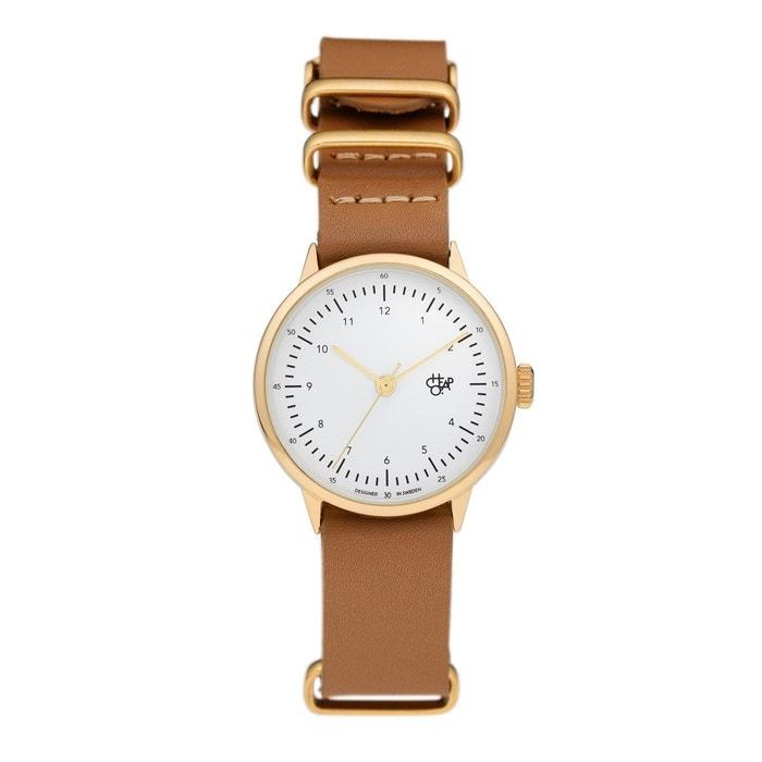 Montre en cuir petite taille marron Cheapo Brand | La Redoute Vente Recommander Clairance Excellente 2DV3veJJK