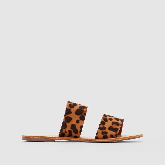 Image Mule Sandals La Redoute Collections