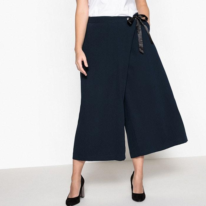 Pantalon large raccourci  CASTALUNA image 0
