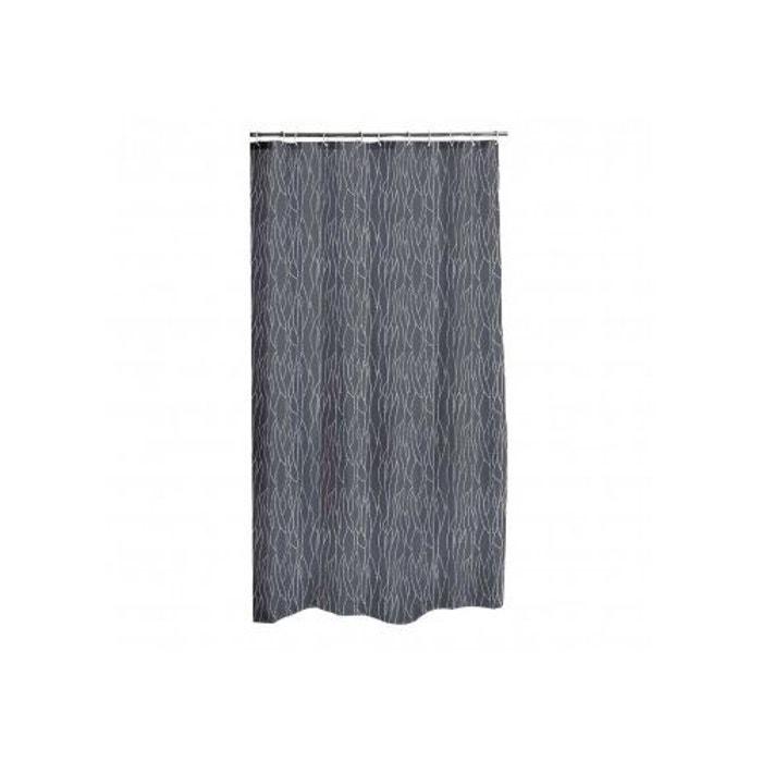 rideau de douche branchages entrem l s home bain la. Black Bedroom Furniture Sets. Home Design Ideas