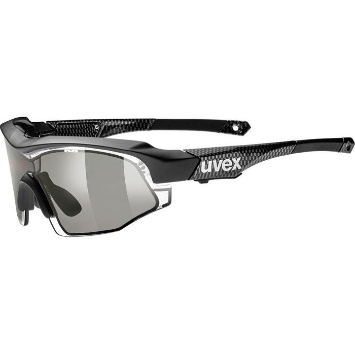 Variotronic s - lunettes cyclisme - noir noir Uvex   La Redoute fc352d09230e