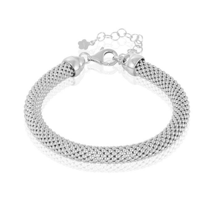 Bracelet argent blanc Histoire D'or | La Redoute Meilleur Magasin Pour Obtenir La Vente En Ligne AZczpW4w