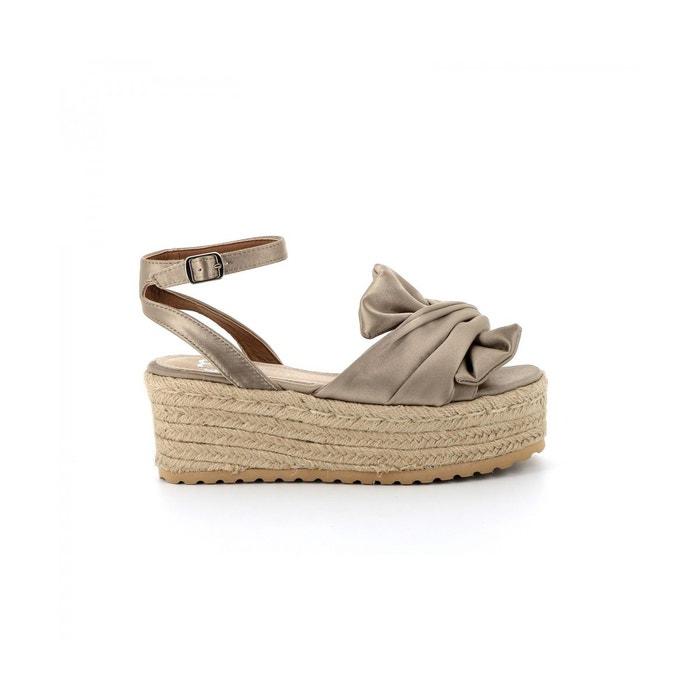 Sandale plateforme abriga  Cassis Cote D'azur  La Redoute