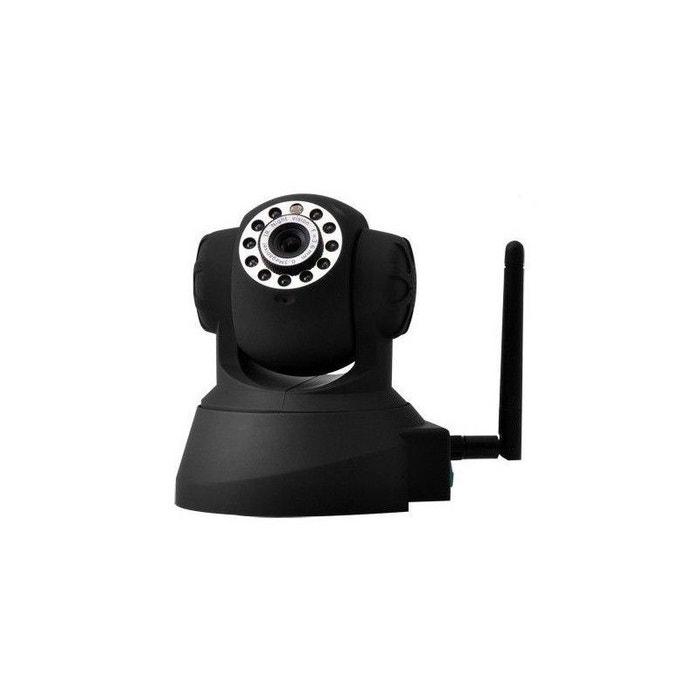 cam ra ip wifi motoris e tablette smartphone babycam surveillance b b yonis la redoute. Black Bedroom Furniture Sets. Home Design Ideas