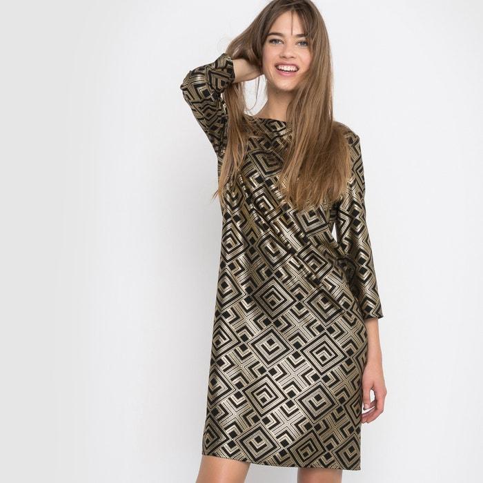 Image Wzorzysta sukienka worek R édition