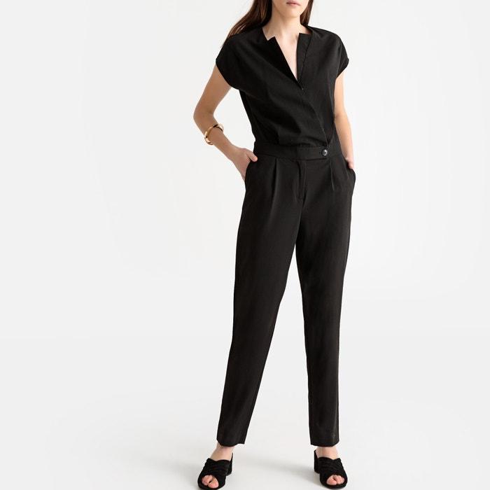 b59e39962c8 Комбинезон с брюками с короткими рукавами La Redoute Collections ...