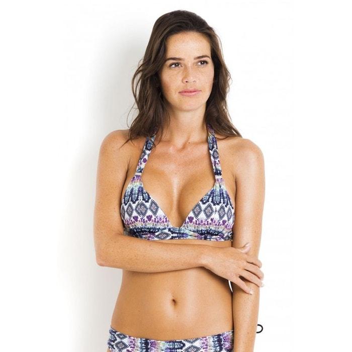 BANANA MOON Haut de bikini Push-up imprimé ethnique Offres À Bas Prix J1WQdNa