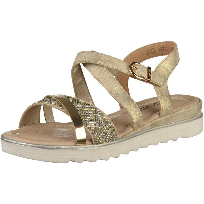 Sandales or Remonte