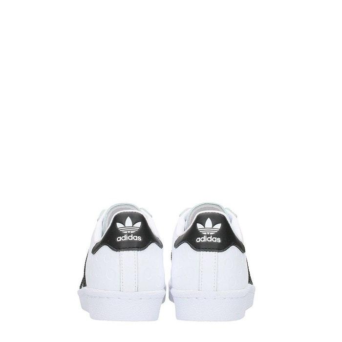 Basket adidas originals superstar 80s - by2126 blanc Adidas Originals