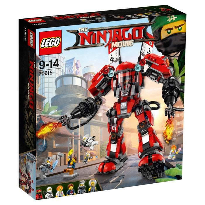 L'Armatura di Fuoco 70615  LEGO NINJAGO image 0