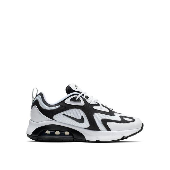 nike air max 200 noir et blanc