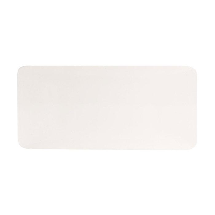 assiette rectangulaire blanche 27 5 cm purity blanc chef et sommelier la redoute. Black Bedroom Furniture Sets. Home Design Ideas