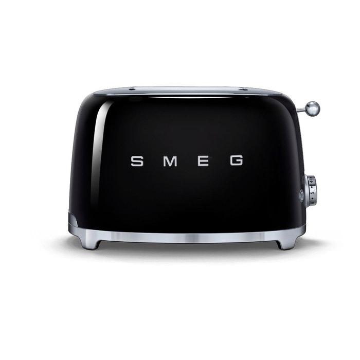 Grille-pain SMEG TSF01BLEU noir  SMEG image 0