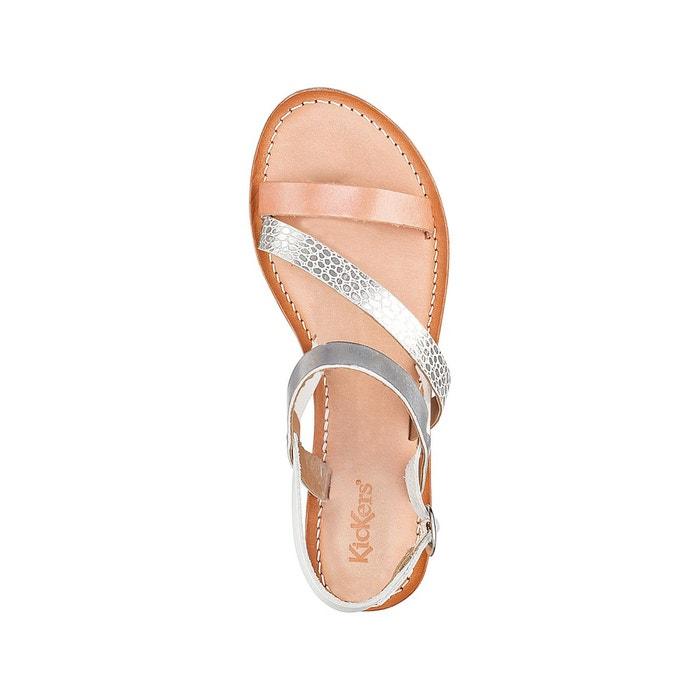 Sandales cuir ethna Kickers