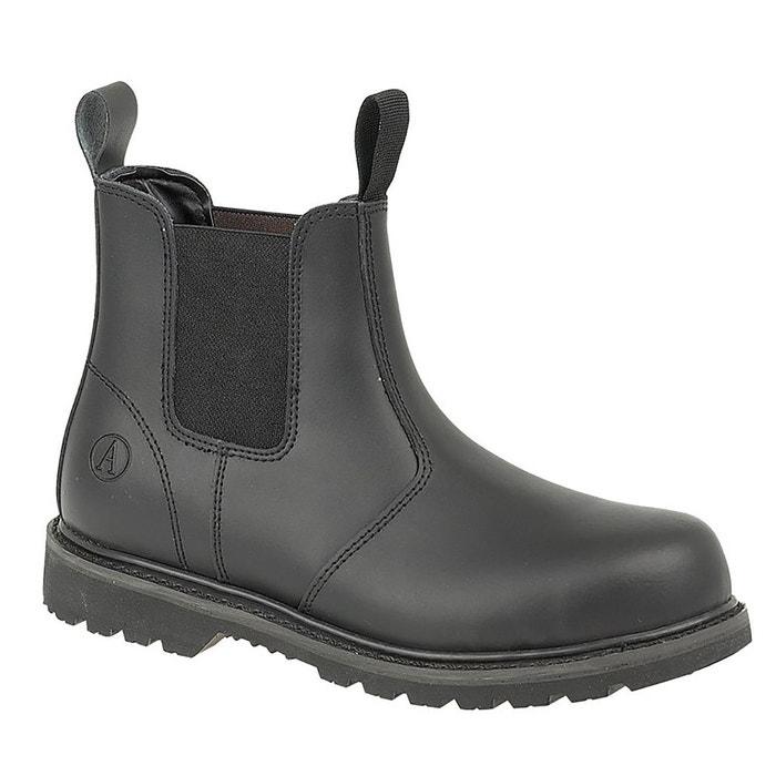 chaussures de séparation 4ce8c e034f Bottines de sécurité FS5