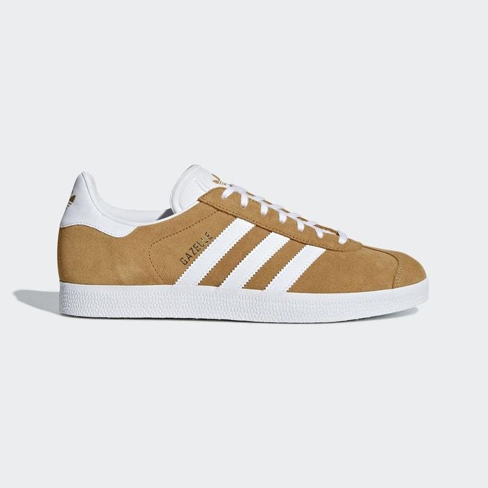 gazelle marron adidas