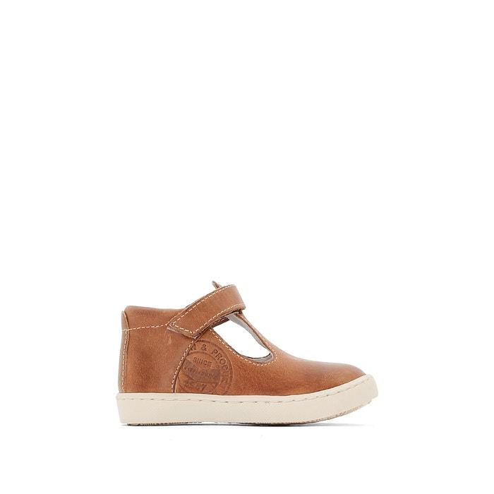 Sapatos com presilha autoaderente Preston GBB